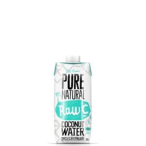 330ML RAW C COCONUT WATER (12)
