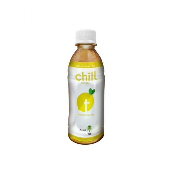 250ML CHILL I/TEA – LEMON (24)