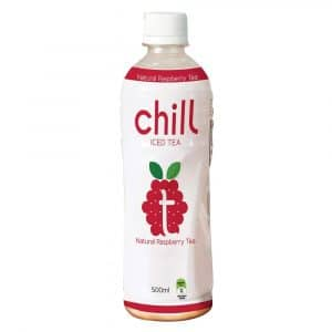 500ML CHILL I/TEA – RASPBERRY (20)