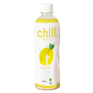 500ML CHILL I/TEA – LEMON (12)