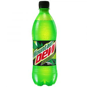 600ML MOUNTAIN DEW (24)