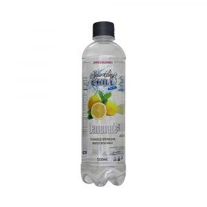 500ML SPARKLING/C AQUA – LEMONADE (12)