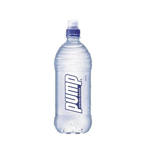 750ML PUMP WATER (20)