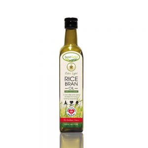 B/FIELDS 500ML EXTRA LIGHT RICE BRAN OIL (6)