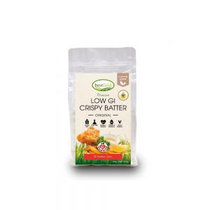 B/FIELDS 375G LOW GI CRISPY BATTER (6)