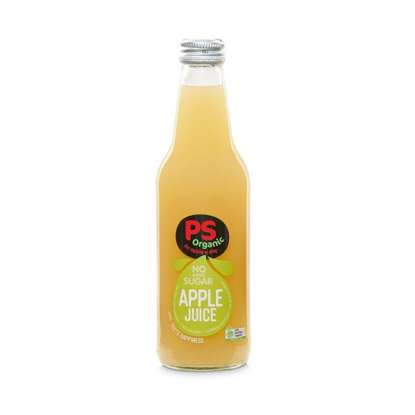 330ML PARKERS ORGANIC – APPLE (12)