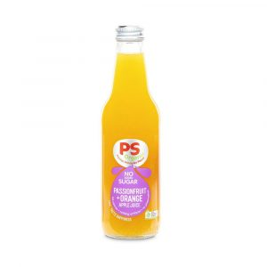 330ML PARKERS ORGANIC – PASS/FRUIT (12)