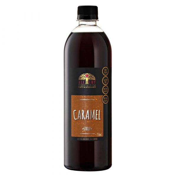 750ML CARAMEL SYRUP – ALCHEMY (1)