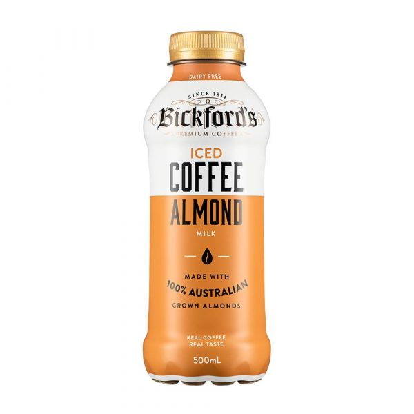 500ML B/FORDS ALMOND ICED COFFEE(12)