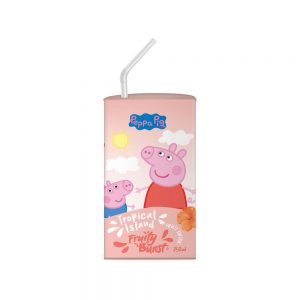 250ML PEPPA PIG – TROPICAL POPPER (24)