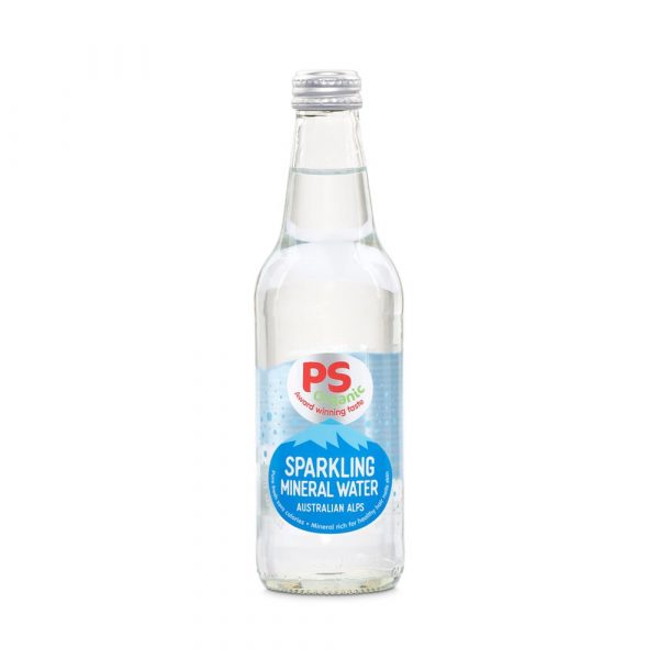 330ML P/S SPARKLING MINERAL WATER(24)