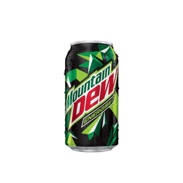 375ML MOUNTAIN DEW CANS (24)