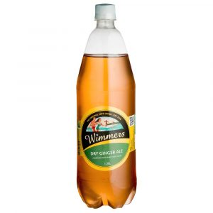 1.25L WIMMERS DRY GINGER ALE (12)