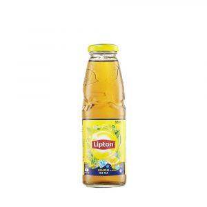 325ML LIP I/TEA LEMON – GLASS (12)