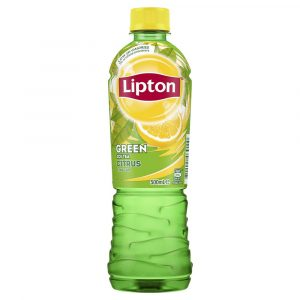 500ML LIP I/TEA CITRUS  – PET (12)