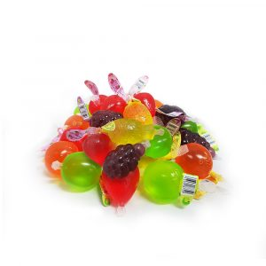 ZING JELLY FRUITS (2X75)