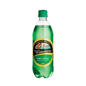 600ML WIMMERS LIME COOLER (15)