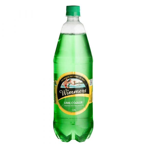 1.25L WIMMERS LIME COOLER (12)