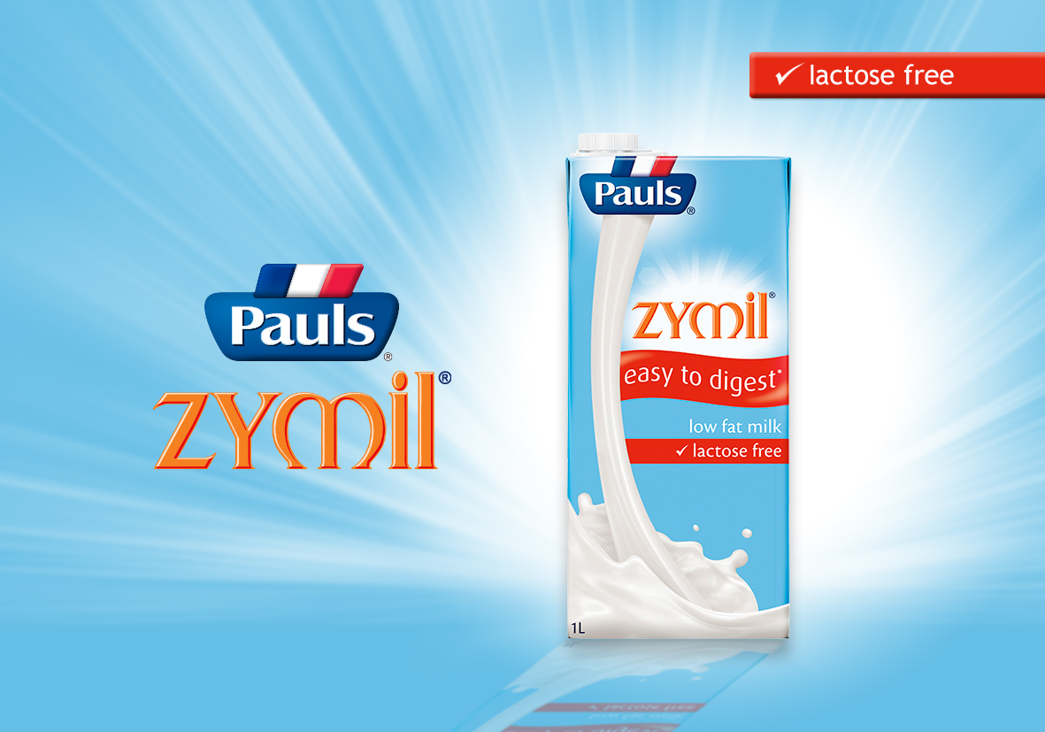 new product zymil lactose free milk